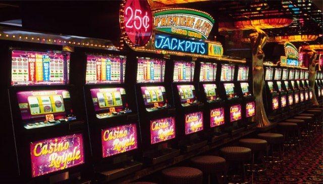 Лучшие автоматы в казино Вулкан