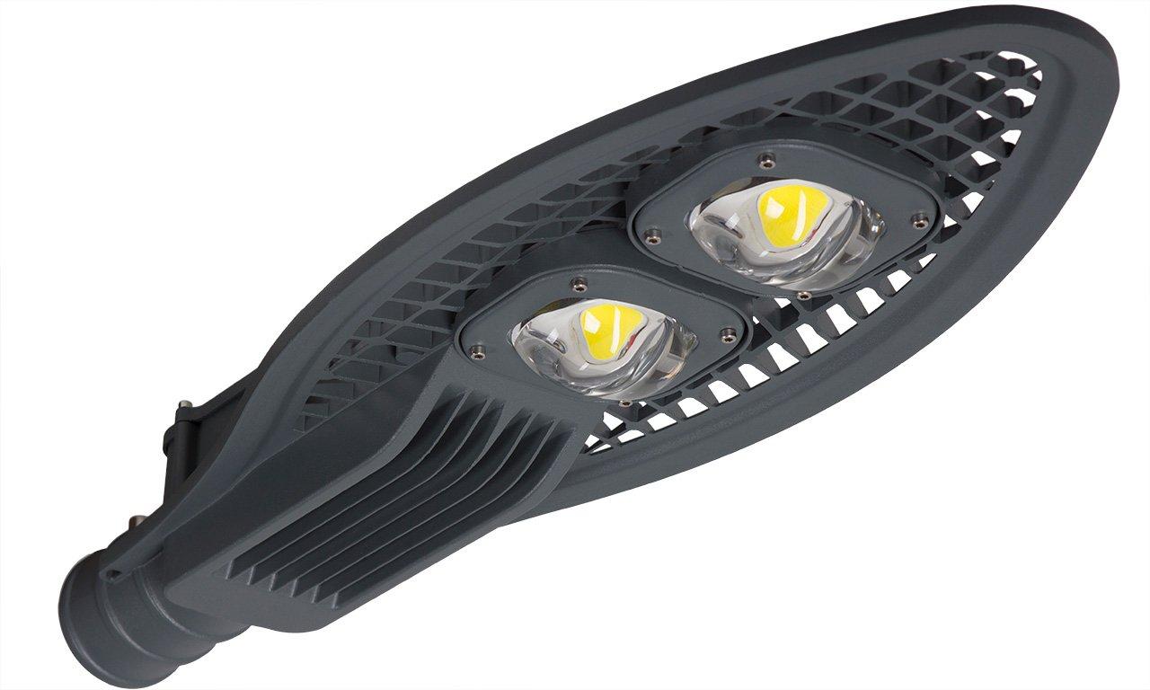 Преимущества светодиодных светильников КОБРА