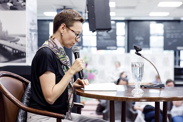 Виктория Шелягова, Татьяна Геворкян, Рената Пиотровски и другие звезды приняли участие в чтениях с Гузель Яхиной