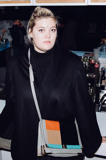 Виктория Дайнеко, Юлия Барановская, Юлианна Караулова и другие на гастрономическом вечере