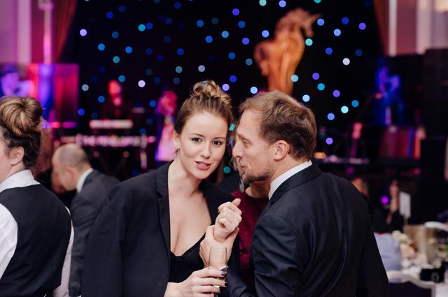 Ирина Старшенбаум и Владимир Мишуков