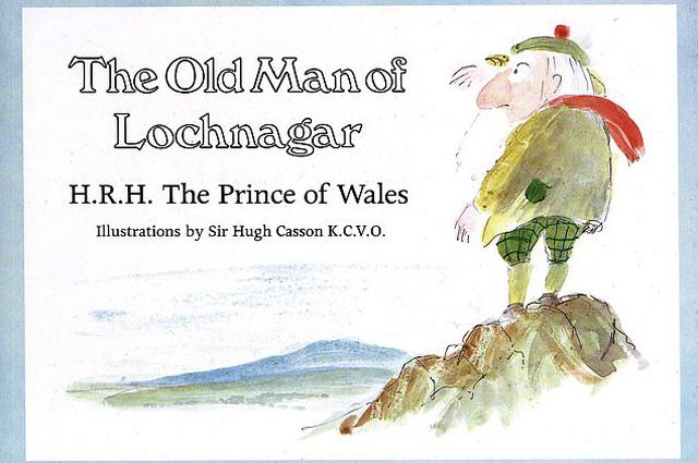 Обложка книги авторства принца Чарльза