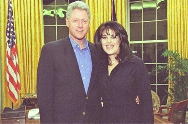 Моника Левински станет продюсером сериала про секс-скандал с Биллом Клинтоном