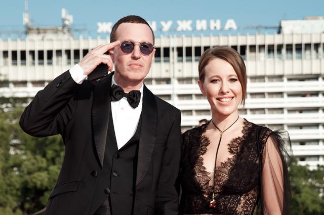 «Кинотавр-2019»: Светлана Ходченкова, Ксения Собчак, Федор Бондарчук и другие на церемонии открытия