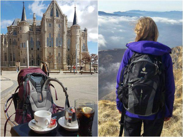 Городские и спортивные рюкзаки, чемоданы для путешествий