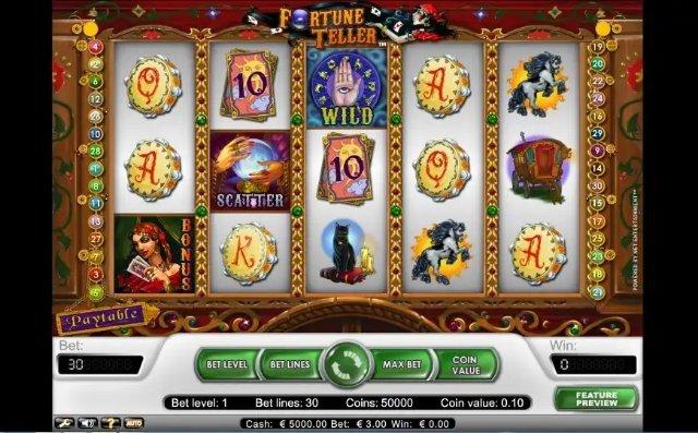 Богатеем при помощи игрового автомата Fortune Teller от Вулкана