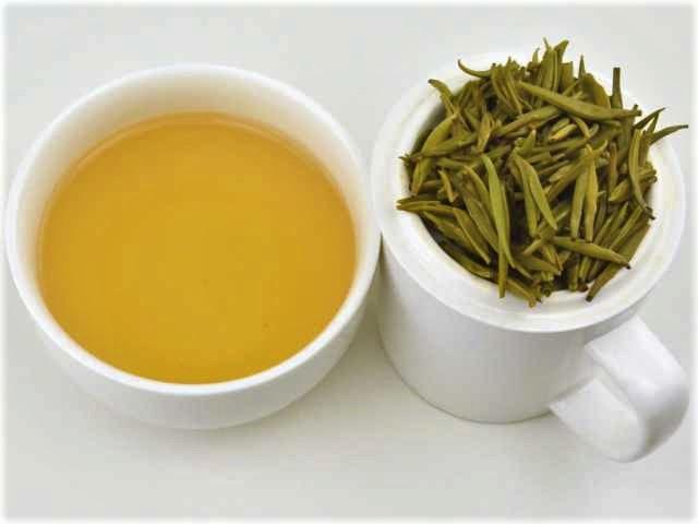 Желтый чай – любимчик императоров