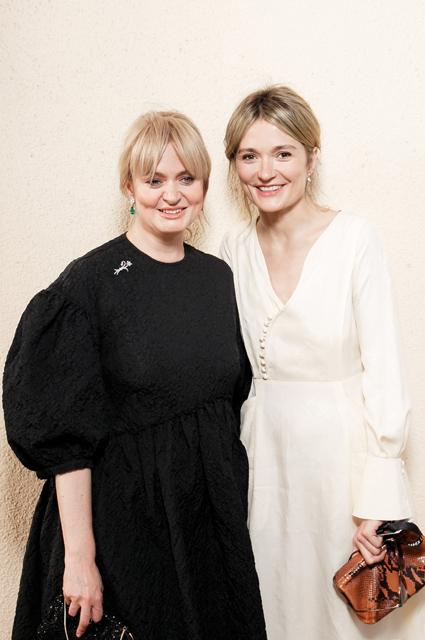 Анна и Надежда Михалковы