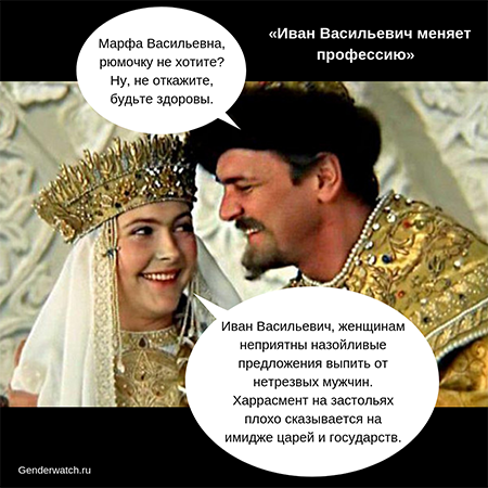 РосГендерНадзор