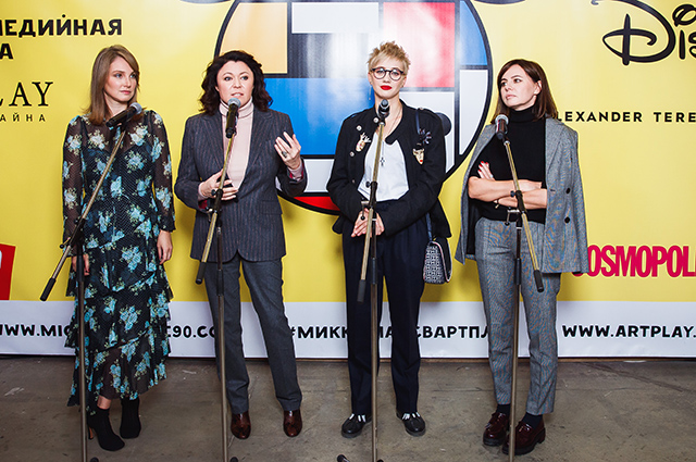 Светлана Бондарчук, Мария Кожевникова, Зара и другие звезды на открытии выставки в Artplay