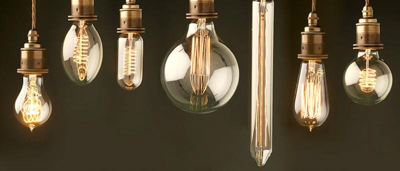 Где купить лампу Эдисона