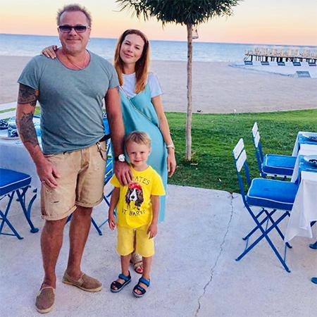 Сардиния, Турция, аквапарк: как проводят лето Наталья Подольская и Владимир Пресняков