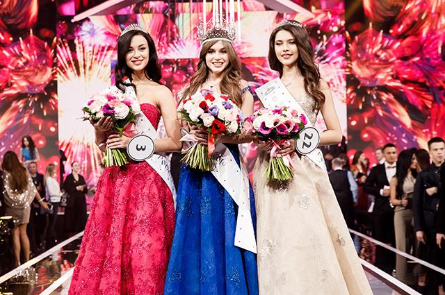 20-летняя Алина Санько стала победительницей конкурса «Мисс Россия — 2019»