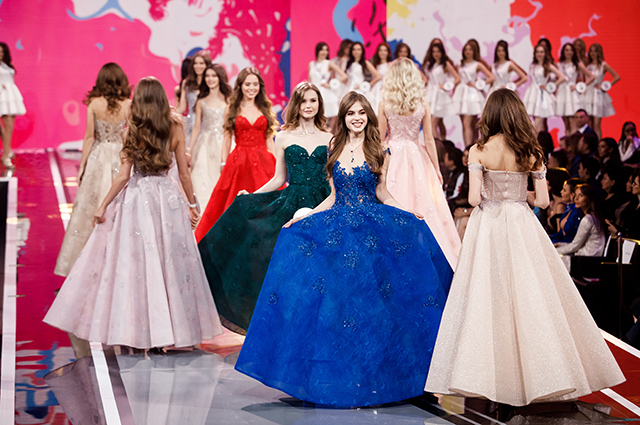 20-летняя Алина Санько стала победительницей конкурса