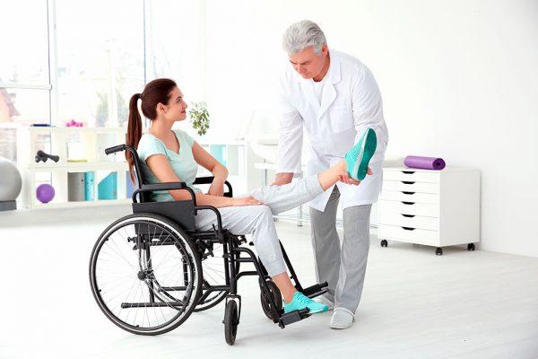 Реабилитационный период, лечение в клинике Германии