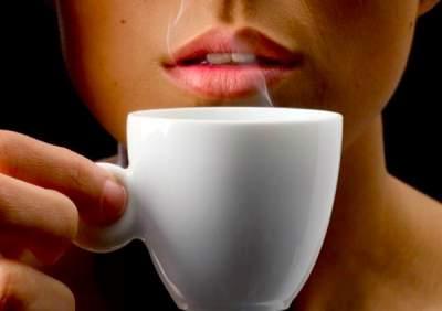Запах кофе поможет стать