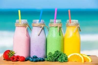 Эти напитки помогут похудеть быстро и с пользой для здоровья