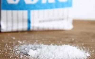 Врачи рассказали, сколько соли можно съесть без вреда для здоровья