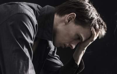 Названы главные симптомы депрессии у мужчин