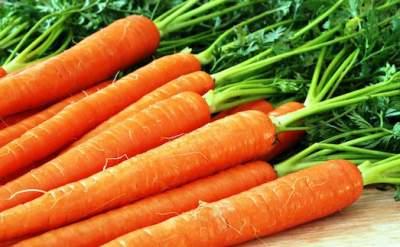 Медики объяснили, почему нужно есть морковь