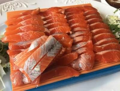 Медики напомнили о пользе лосося для организма