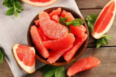 Медики назвали главные полезные свойства грейпфрута