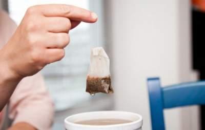 Названы веские причины отказаться от чая в пакетиках
