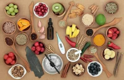 Названы продукты, способные заменить медикаменты