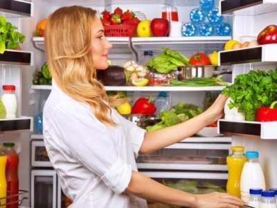 Эти продукты вредно хранить в холодильнике