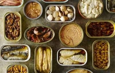Эксперты развеяли самые популярные мифы о вреде консервированных продуктов,