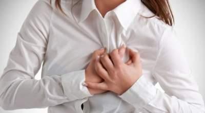 Медики назвали неожиданную причину сердечной недостаточности