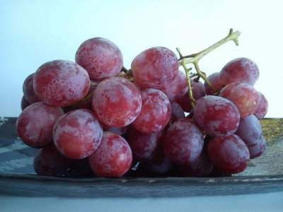 Выявлено необычное влияние винограда на зубы человека