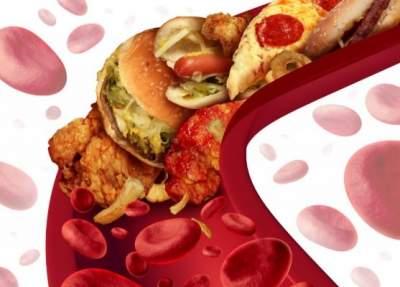 Эти продукты эффективно понижают уровень холестерина