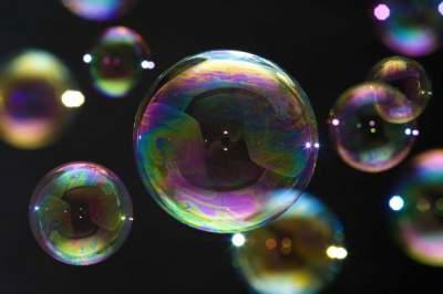 Мыльные пузыри признаны разносчиками бактерий