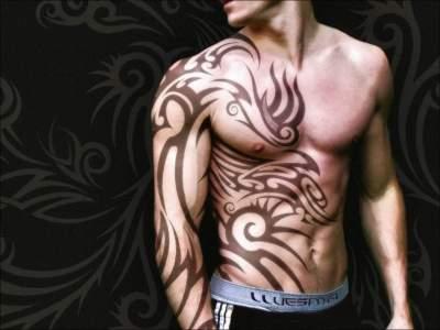 Выявлено влияние татуировок на иммунитет человека