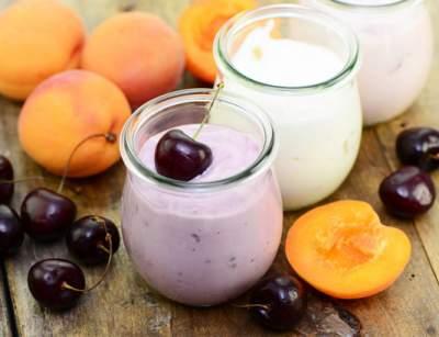 Названо новое полезное свойство йогурта
