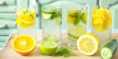 Названы натуральные детокс-напитки, помогающие очистить почки