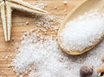Морская соль оказалась вреднее обычной