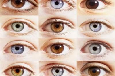 Что цвет глаз может рассказать о состоянии здоровья