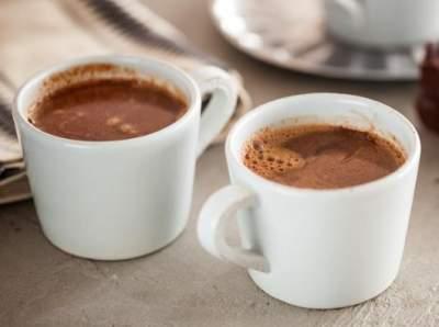 Названо неожиданное вредное свойство горячего шоколада
