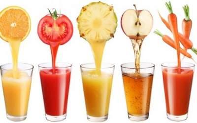 Медики перечислили пять лучших соков, полезных для здоровья