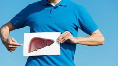Медики назвали основные симптомы болезней печени