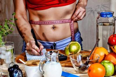 Диетолог назвал 6 правил правильного похудения