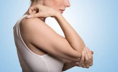 Сухая кожа на локтях может указывать на серьезные болезни