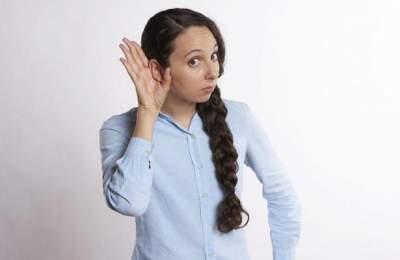 Названы первые признаки приближения глухоты