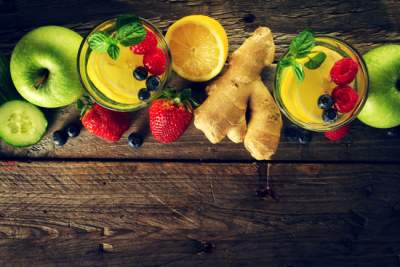 Названы самые эффективные продукты для детоксикации организма