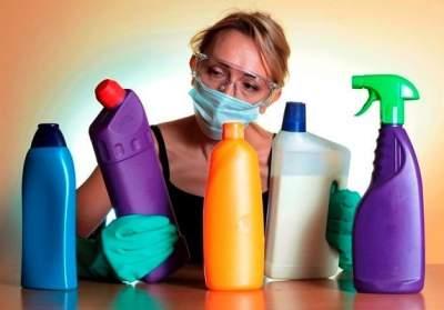 Супрун рассказала, чем опасны моющие средства