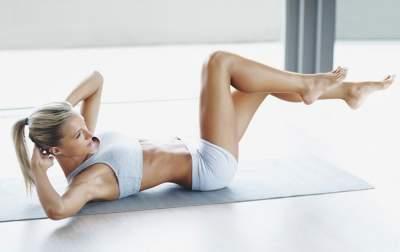Названы упражнения, которые помогут быстро похудеть