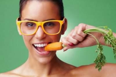 Ученые назвали самые полезные для глаз продукты