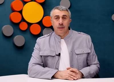 Комаровский высказался о нюансах в купании детей